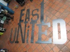 East United Sign